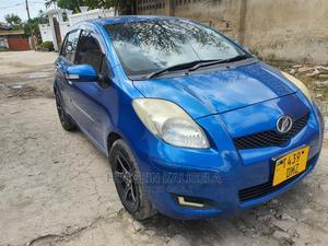 Toyota Vitz 2005 Blue | Cars for sale in Dar es Salaam, Kinondoni