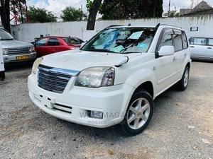 Nissan X-Trail 2004 White | Cars for sale in Dar es Salaam, Kinondoni