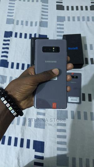 Samsung Galaxy Note 8 64 GB Gray   Mobile Phones for sale in Dar es Salaam, Kinondoni