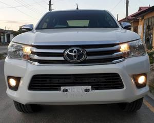 New Toyota Hilux 2016 White | Cars for sale in Dar es Salaam, Kinondoni