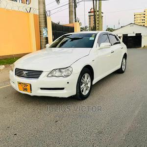 Toyota Mark X 2006 White | Cars for sale in Dar es Salaam, Kinondoni