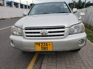 Toyota Kluger 2003 Silver | Cars for sale in Dar es Salaam, Kinondoni
