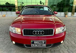 Audi A4 2004 Red | Cars for sale in Dar es Salaam, Kinondoni