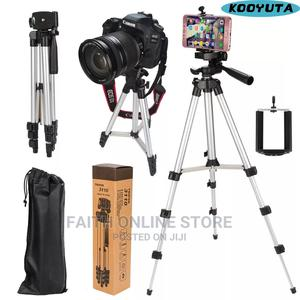 Tripod 3110 Mobile Phone Stand and Camera Stand | Accessories for Mobile Phones & Tablets for sale in Dar es Salaam, Ilala