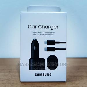Samsung Super Fast Car Charger | Accessories for Mobile Phones & Tablets for sale in Dar es Salaam, Ilala