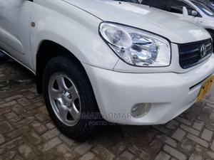 Toyota RAV4 2000 Automatic White | Cars for sale in Dar es Salaam, Kinondoni