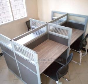 Workstation Table (4 Seaters) | Furniture for sale in Dar es Salaam, Ilala