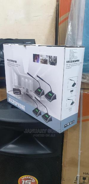 Professional Microphone 4 in 1 Parking | Audio & Music Equipment for sale in Dar es Salaam, Ilala