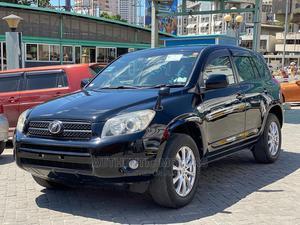 Toyota RAV4 2006 2.0 4x4 Black | Cars for sale in Dar es Salaam, Ilala