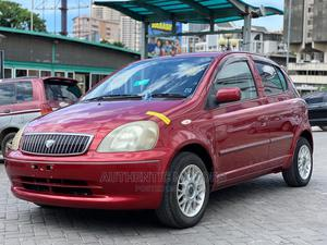 Toyota Vitz 2000 Red | Cars for sale in Dar es Salaam, Ilala