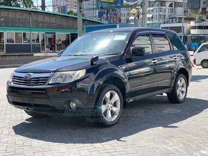 Subaru Forester 2008 2.5 Black | Cars for sale in Dar es Salaam, Ilala