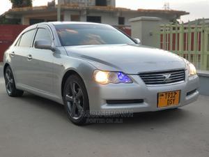Toyota Mark X 2006 Silver | Cars for sale in Dar es Salaam, Kinondoni