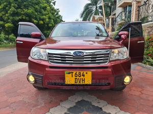 Subaru Forester 2008 Red | Cars for sale in Dar es Salaam, Kinondoni