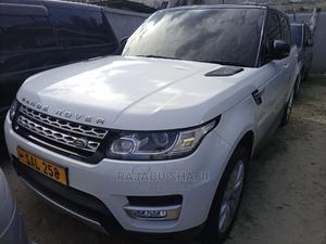 Land Rover Range Rover Sport 2017 White   Cars for sale in Dar es Salaam, Kinondoni