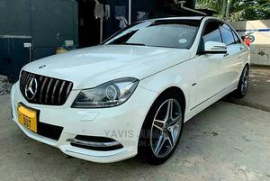 Mercedes-Benz C200 2012 White   Cars for sale in Dar es Salaam, Kinondoni
