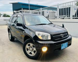 New Toyota RAV4 2004 Black | Cars for sale in Dar es Salaam, Kinondoni