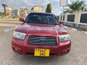 Subaru Forester 2005 Automatic Red | Cars for sale in Mwanza Region, Ilemela