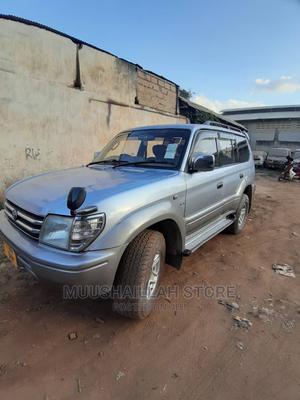 Toyota Land Cruiser Prado 1994 Gray | Cars for sale in Morogoro Region, Morogoro Rural