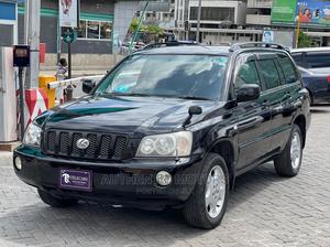 Toyota Kluger 2003 Black | Cars for sale in Dar es Salaam, Ilala