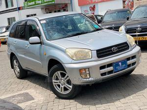 Toyota RAV4 2003 Automatic Silver | Cars for sale in Dar es Salaam, Ilala