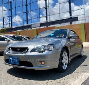 Subaru Legacy 2004 2.5 GT Sedan Silver   Cars for sale in Dar es Salaam, Ilala