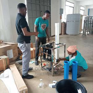 Machine Ya Kubadili Maji Chumvi Kuwa Yasiyonachumvi   Manufacturing Equipment for sale in Dar es Salaam, Kinondoni