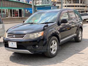 Mitsubishi Outlander 2006 2.4 SE Black | Cars for sale in Dar es Salaam, Ilala