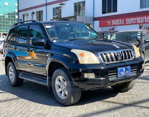Toyota Land Cruiser Prado 2006 3.0 D-4d 5dr Black   Cars for sale in Dar es Salaam, Ilala