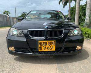New BMW 320i 2008 Black | Cars for sale in Dar es Salaam, Kinondoni