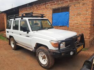 Toyota Land Cruiser 2009 4.0 V6 GX White | Cars for sale in Kigoma Region, Kibondo