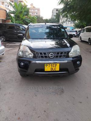 Nissan X-Trail 2008 Black | Cars for sale in Dar es Salaam, Ilala
