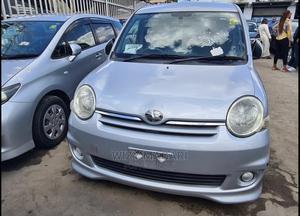 Toyota Sienta 2007 Silver | Cars for sale in Dar es Salaam, Kinondoni