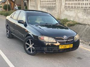 Nissan Almera 2003 1.5 D Black   Cars for sale in Dar es Salaam, Kinondoni
