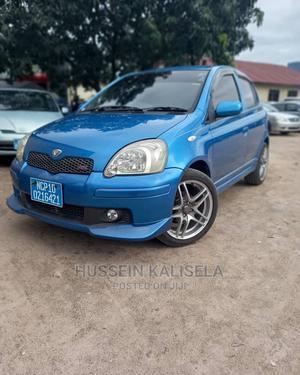 Toyota Vitz 2004 Blue   Cars for sale in Dar es Salaam, Kinondoni