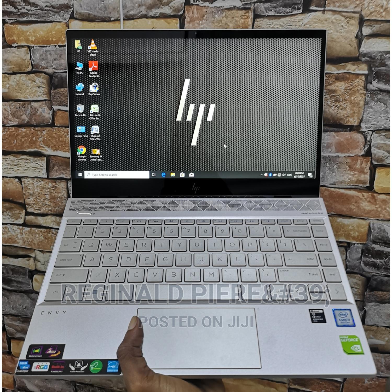 Laptop HP Envy X360 8GB Intel Core I7 SSD 512GB