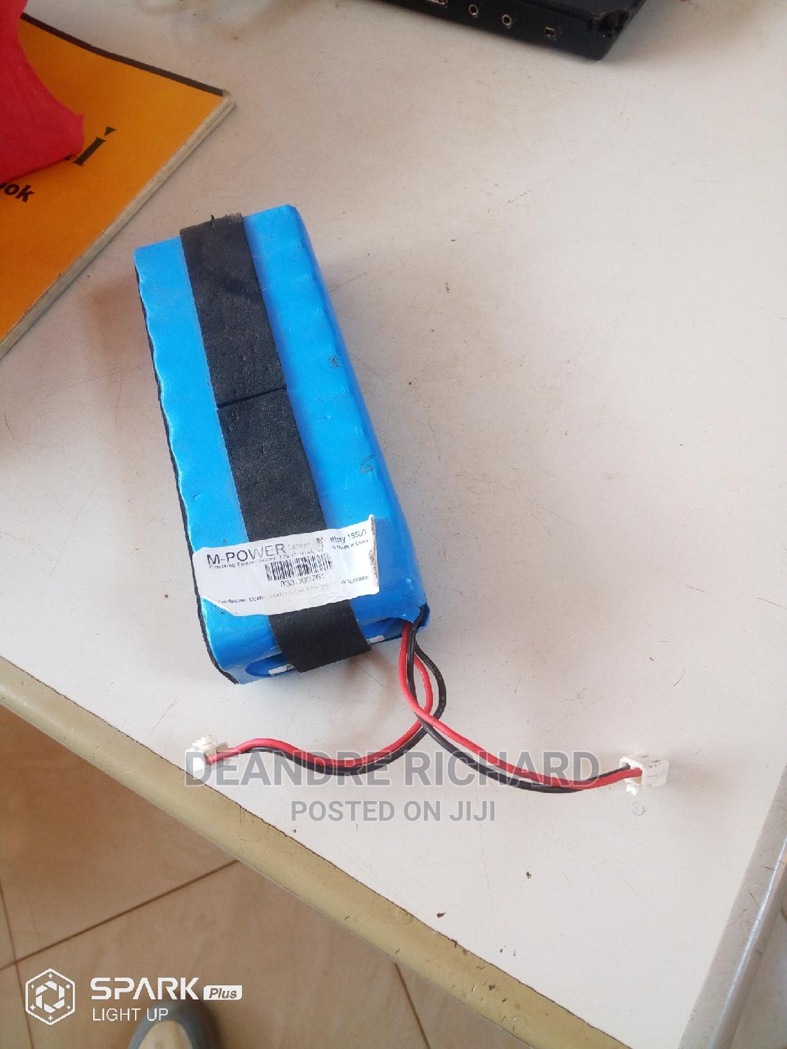 Archive: 3.2v 30A Lithium Ion Battery