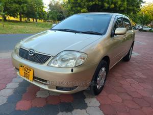Toyota Corolla RunX 2004 Gold | Cars for sale in Dar es Salaam, Kinondoni