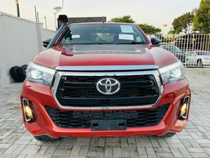 New Toyota Hilux 2018 Red   Cars for sale in Dar es Salaam, Kinondoni