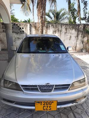 Toyota Carina 2001 Silver   Cars for sale in Dar es Salaam, Ilala