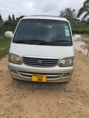 Toyota 1000 2002 Silver | Buses & Microbuses for sale in Dar es Salaam, Kinondoni