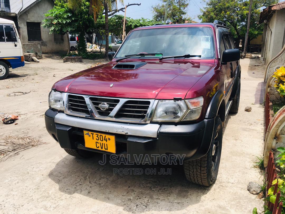 Nissan Patrol 2005 3.0 D Gr Red