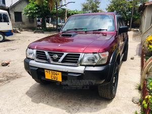 Nissan Patrol 2005 3.0 D Gr Red | Cars for sale in Dar es Salaam, Kinondoni