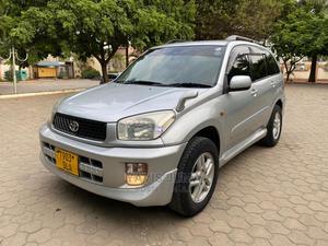 Toyota RAV4 2004 Silver   Cars for sale in Dar es Salaam, Kinondoni