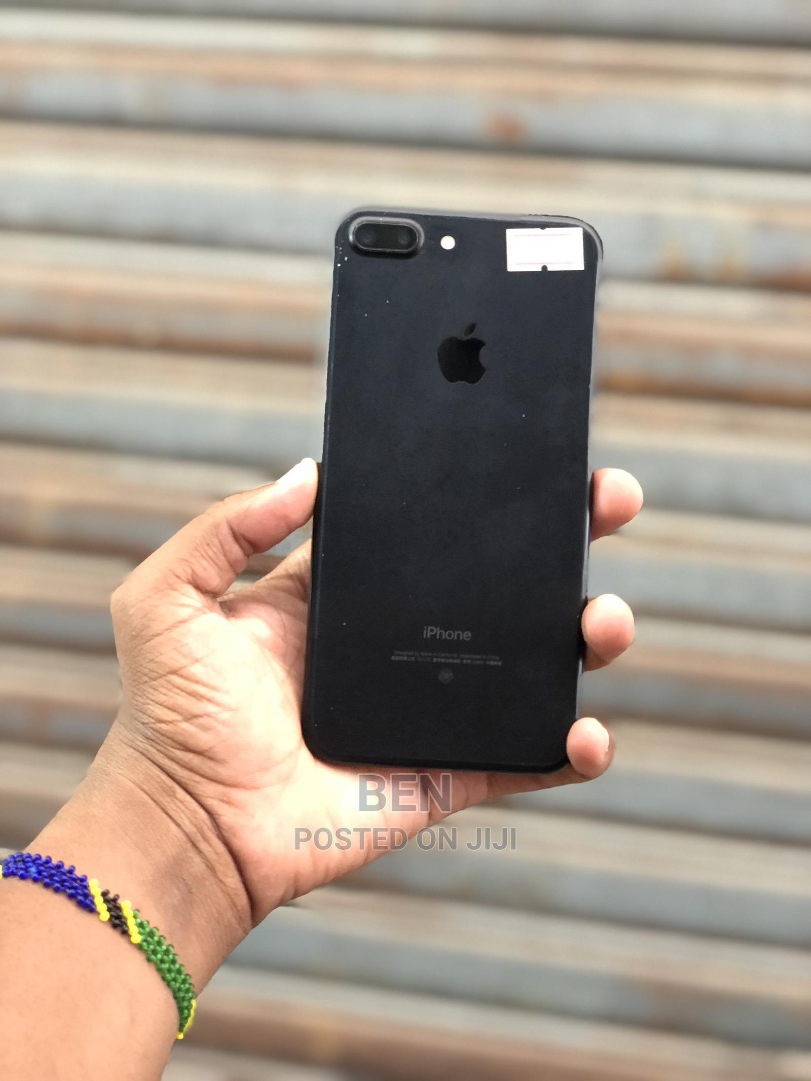 New Apple iPhone 7 Plus 128 GB Black | Mobile Phones for sale in Kinondoni, Dar es Salaam, Tanzania