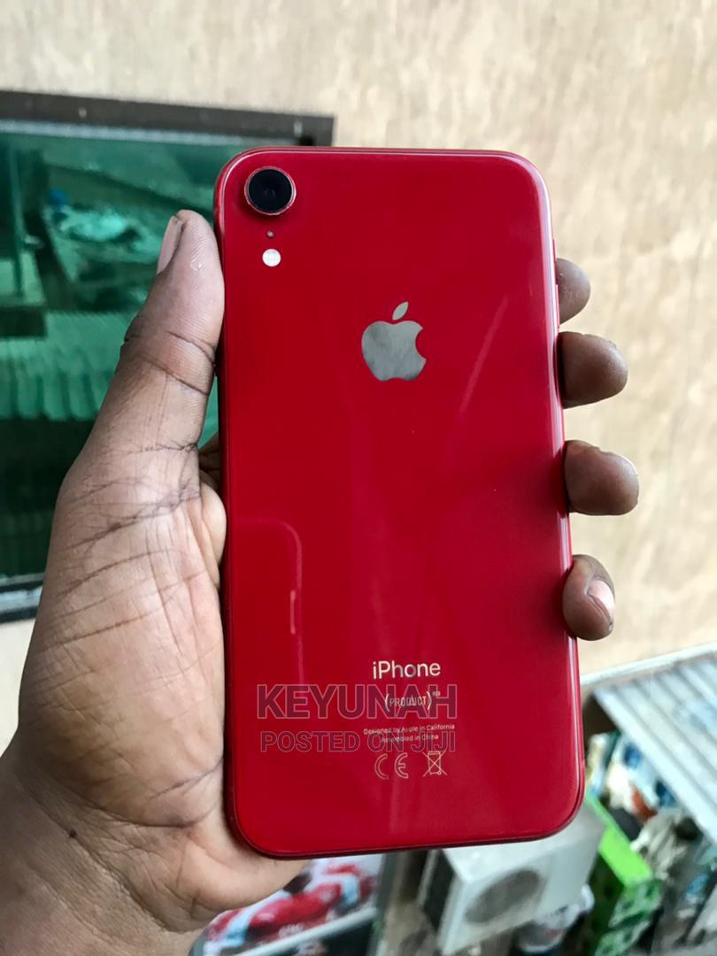 Apple iPhone XR 64 GB Red   Mobile Phones for sale in Kinondoni, Dar es Salaam, Tanzania
