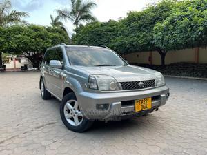 Nissan X-Trail 2003 2.0 Silver   Cars for sale in Dar es Salaam, Kinondoni
