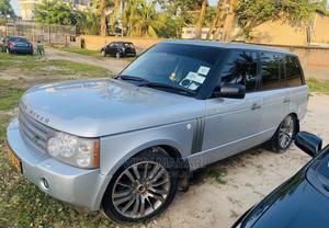 Land Rover Range Rover Vogue 2008 Silver   Cars for sale in Dar es Salaam, Kinondoni
