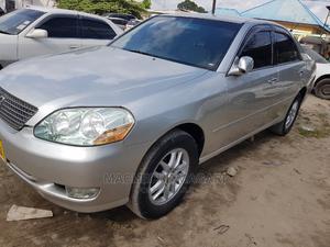 Toyota Mark II 2002 Silver   Cars for sale in Dar es Salaam, Kinondoni