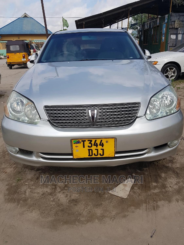 Toyota Mark II 2002 Silver   Cars for sale in Kinondoni, Dar es Salaam, Tanzania