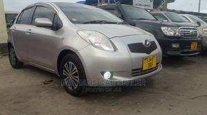 Toyota Vitz 2004 Silver | Cars for sale in Dar es Salaam, Kinondoni